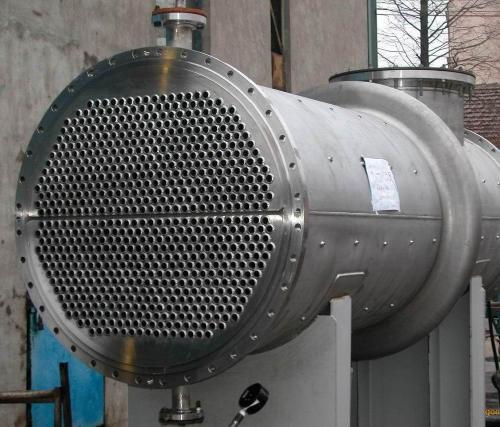 凝汽器换管不锈钢管换热管